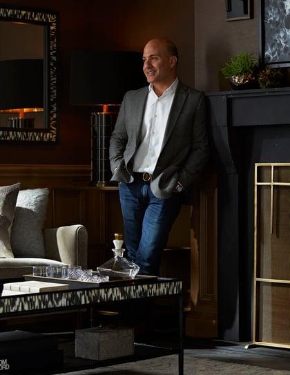 Frank Ponterio Interior Designer