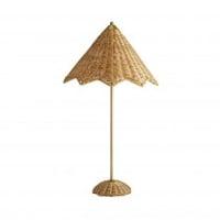 Natural Rattan Lamp