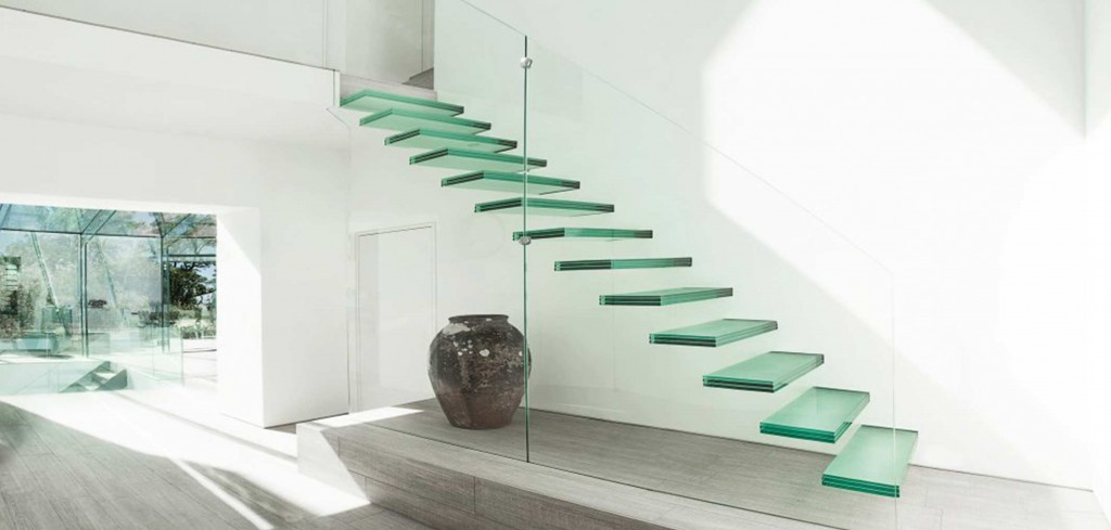 GlassStairs