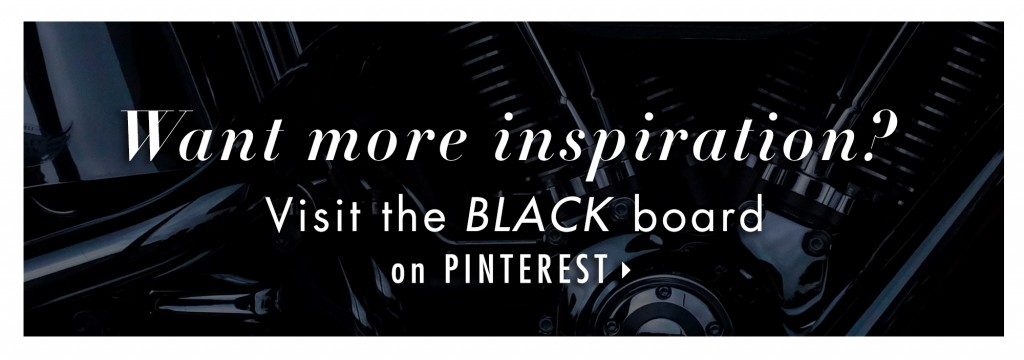 The BLACK Board on Pinterest