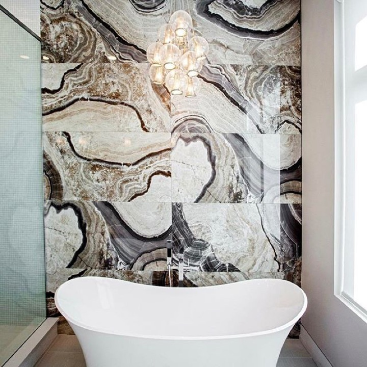 BATHED IN BEAUTY: INSPIRED DESIGNS